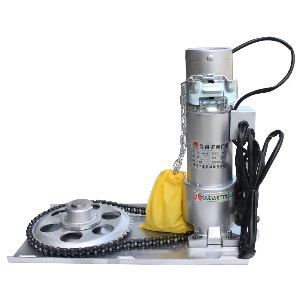 Dc 400kg electric rolling shutter door motor roller for Roller shutter electric motors