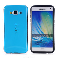 Hot selling 2 in 1assembled TPU PC mobile phone case for SAMSUNG A5