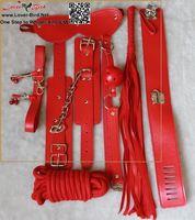 Newest rubber latex bondage suit sexy bondage toys 7 products bondage sex toy