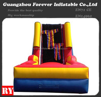 most popular velcro inflatable stick wall