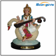 Saraswati Religious Sculpture Craft