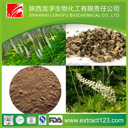 Herbal extract high quality black cohosh extract
