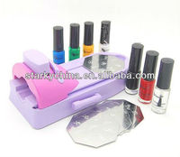 Nail Printer Color Printing Nail Polish Machine