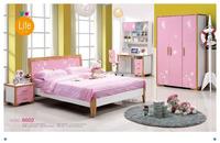 modern design enviromental-friendly MDF board kids bedroom furniture