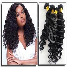 Human hair Indian/peruvian hair 70 300g excellent sinder grey human hair weaving