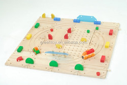 Diy wooden train track sets wooden railway track pieces
