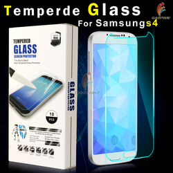 High Clear Anti Shock Explosion-proof High Clear privacy screen protector for samsung galaxy s4 mini