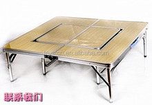 camping kitchen with folding table folding table stand folding table bench