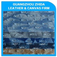 China supply make Denim tote bag material of rolls of denim fabric