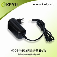 5v 2a 9v 1.3a power adapter for sound amplifier hearing impaired with CB CE GS KC PSE CCC SAA approved