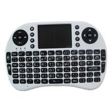 di alta qualità tastiera bluetooth del telefono mobile arabo tastiera con touchpad del mouse e tasti multimediali
