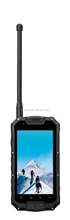 Snopow M8 IP68 4G-LTE full networks android 5.1 OTG NFC RFID wireless charge walkie talkie best outdoor cell phone