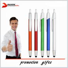 promotional rubber tip stylus pen