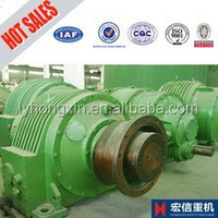 Hot Sale Helical Gear Planetary Reducer for Motor Engines