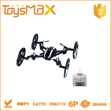 2015 Two Color 4 IN 1 RC Aircraft for Sale, Wall Climbing Car