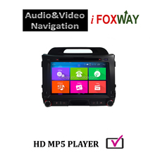 Android car audio gps 2 din cheaping free mirro link & airplay mirroing