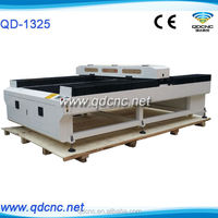 25% discounted wood die cutting laser cut machine/150w co2 laser cutter for sale QD-1325