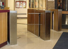 Stainless Steel Tripod Turnstile forEmployee Access