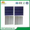 Grade A poly solar cell 4w poly solar cells with 2BB for cheap price