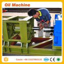Extraccion de aceite de Palma Refinería de petróleo crudo para la venta Prensa de aceite del tornillo con motor diesel