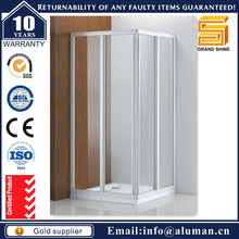 For Project Design top easy install aluminum top sell shower room