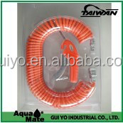 PU Spiral Hose Flexible High-pressure Colored for Pneumatic Tools from Taiwan