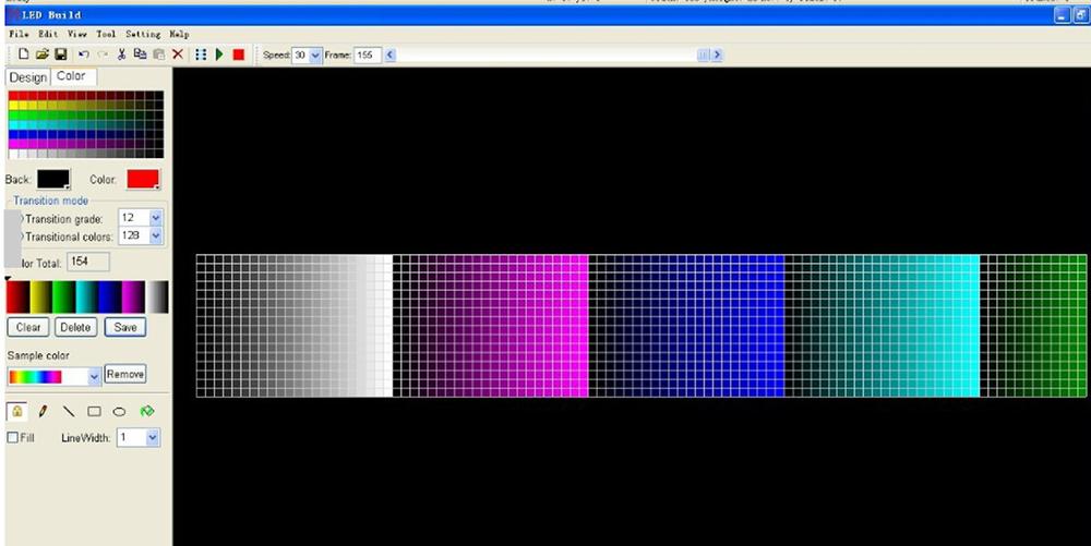 Gradateur De Lumière Programmable : led ir programmable sd contr leur de couleur le soutien ~ Premium-room.com Idées de Décoration