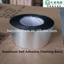 Precio barato: auto-adhesivo de cinta de asfalto, banda de flash para techos, la construcción de la impermeabilización