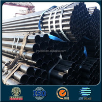 schedul 40 carbon erw steel pipe price