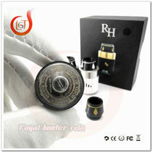 2015 Lowest price electronic cigarette rebuildable dripping royal hunter rda atomizer