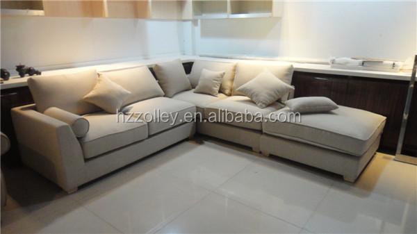 Divã mobília da sala de estar sofá de madeira sofá da sala de ...