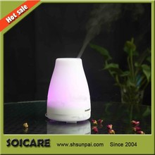 130ml now aromatherapy diffuse, colorful led now diffusers, ABS+PP now essential oils diffuser