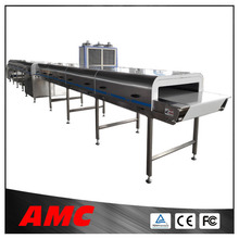 High Quality Cooling Tunnel For Chocolate/Candy/Bread/Biscuit Supplier