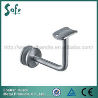 modern stair design stainless steel handrail bracket
