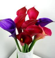 silk flower arrangement artificial iris flower silk flowers
