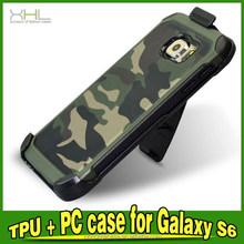 Shockproof Heavy Hybrid case+belt clip for Samsung Galaxy s6