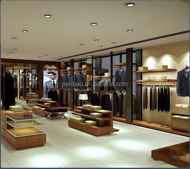 D tail personnalis hommes magasin de v tements d coration for Design d interieur boutique