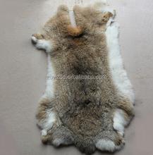 Factory Direct Supply Raw Rabbit Fur / Natural Rabbit Skin / Rabbit Fur Skin