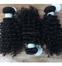 different types no tangle wholesale grade 7a virgin hair indian curly