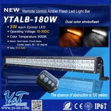 Y & T nueva llegada inalámbrica llevó la barra ligera, LED storbe barra de luz coches usados venta bélgica