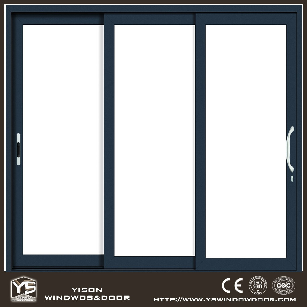 Sliding patio door frame aluminium sliding door frames for Glass door frame