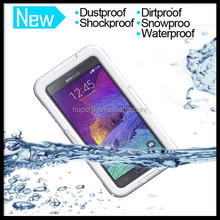 Mobile Cell Phone Universal Protective Waterproof Cover Skin for Samsung Galaxy Note 2 3 4 Case