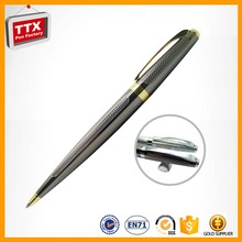 Writing comfort ball pen with stylus pen imported from china