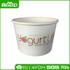 Hot sale food safety single wall 20oz paper ice cream cup