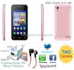 2015 hot sale pda 4 inch capacitive screen pda dual sim pda phone