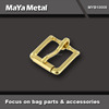 Fashion zinc alloy metal side release buckle MYB10008
