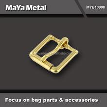 Fashion zinc alloy metal side release buckle MYB10008