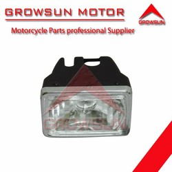 AX100 Motorcycle head light , cheap chinese motorcycle aftermarket parts