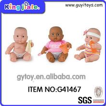 LA Mejor venta fuente de fábrica de China certificada muñeca de moda negro