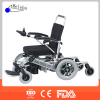 Melebu Lightweight Electric Folding Wheelchair Manufacturer